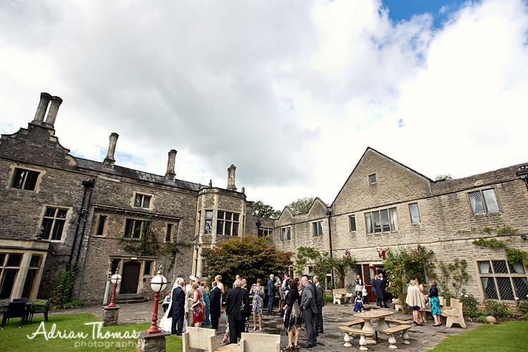 Wedding venue Miskin Manor Hotel