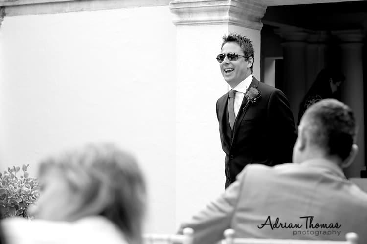 Dyffryn Gardens groom