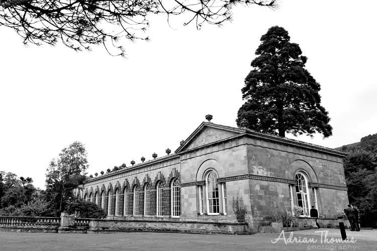 Margam Orangery Port Talbot