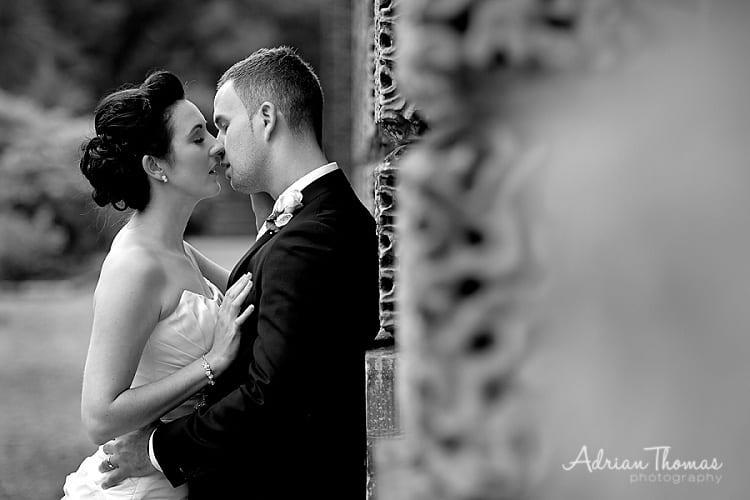 Margam romantic kiss