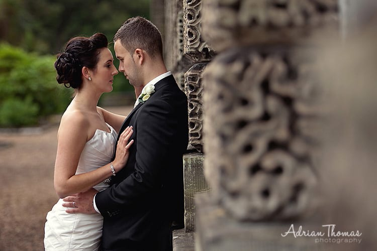 lovable gaze at Margam Orangery