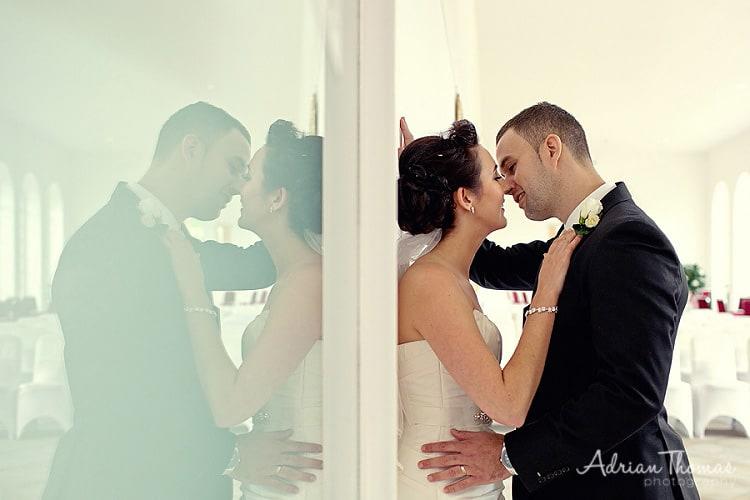 sneaky kiss
