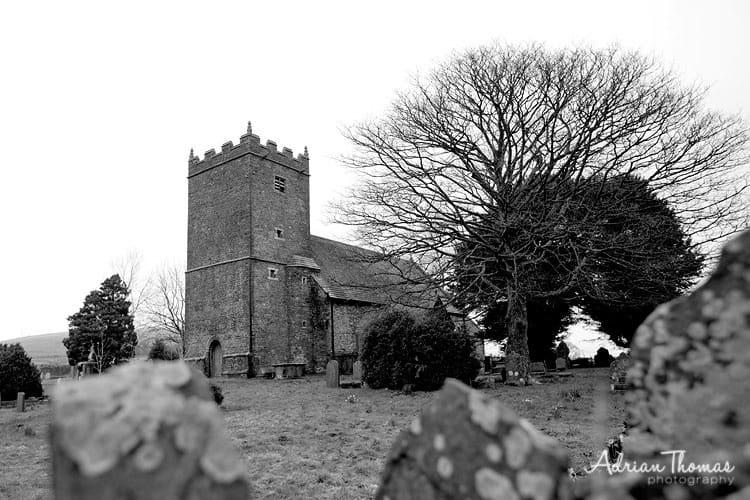 Parish of Eglwysilan Church