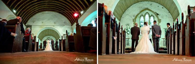Service at Eglwysilan Church Abertridwr
