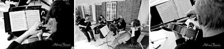 orchestra at wedding