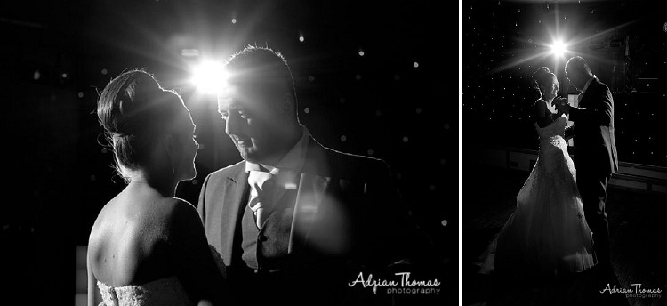 Couple dancing at Maes Manor Hotel