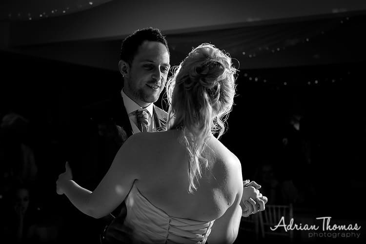 New House Country Hotel wedding first dance