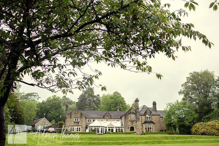 image of Bryngarw House in Brynmenyn.