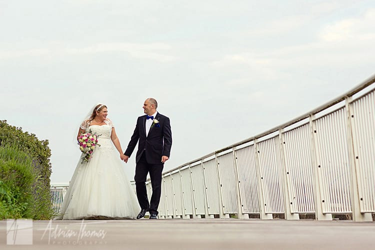 Cardiff Bay Wedding at St Davids Hotel – Sarah & Chris