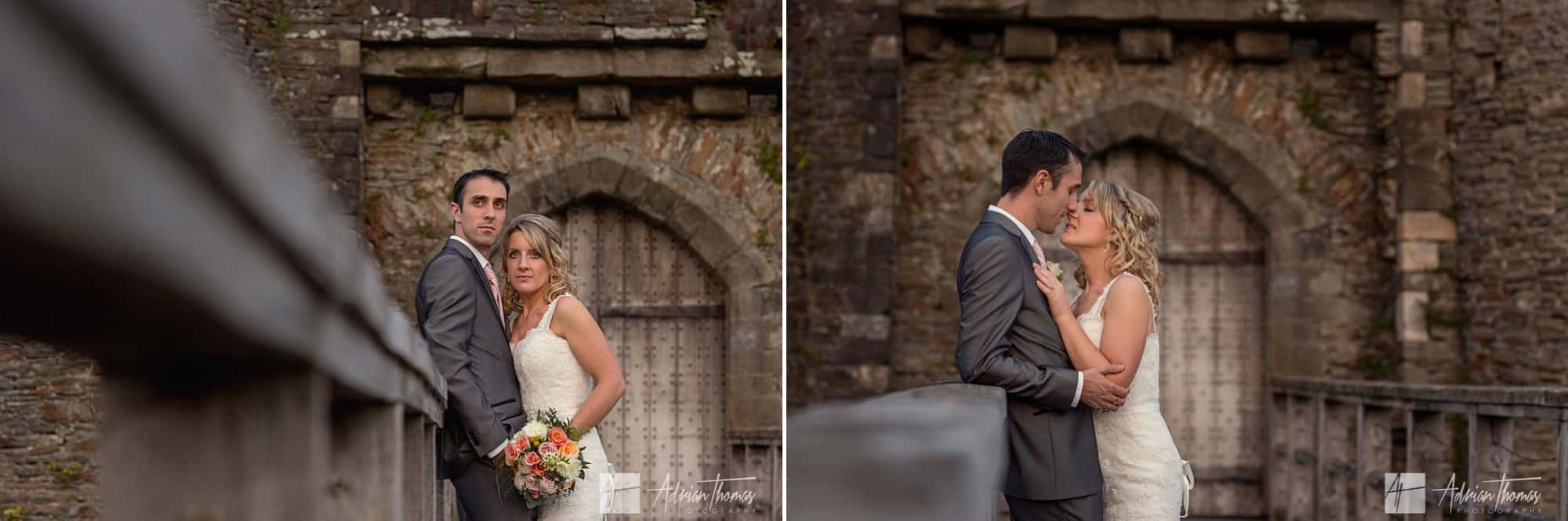 077 Caerphilly Castle Wedding