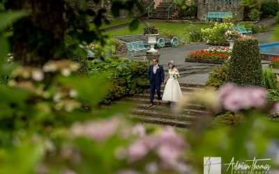 Portmeirion Village Wedding Photography – Catherine & Mark